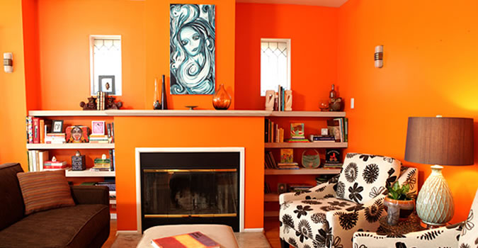 Interior Painting Services in Louisville