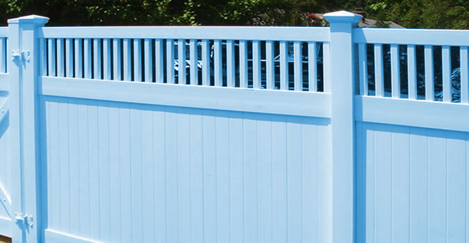 Painting on fences decks exterior painting in general Louisville